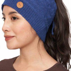 Stirnband Mütze